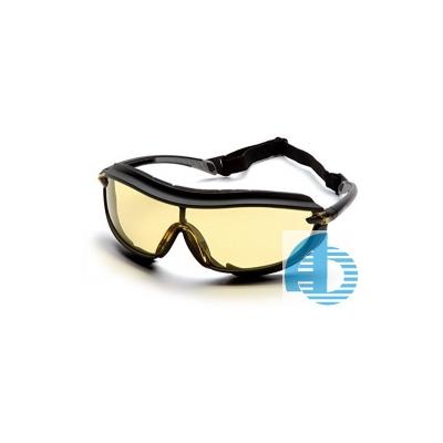Стрелковые очки Pyramex XS3-Plus (amber)