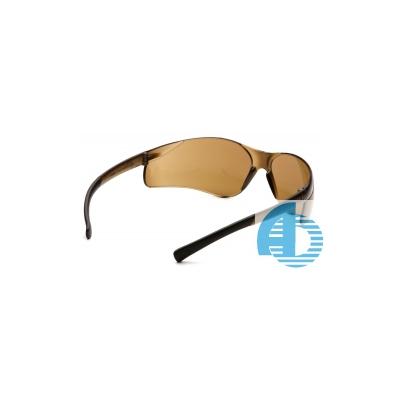 Стрелковые очки Pyramex ZTEK (coffee)